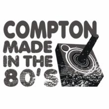 Compton Made In The 80's Tasse