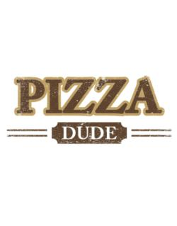 Pizza dude  Crossing Sign