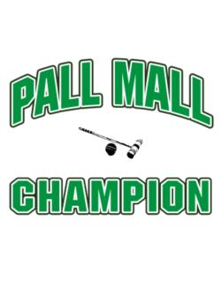 Pall Mall champion Crossing Sign
