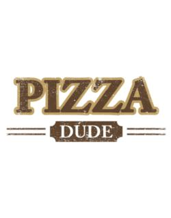 Pizza dude  Parking Sign
