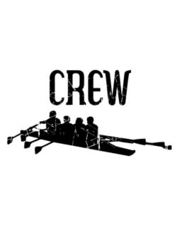 Crew rowing Parking Sign