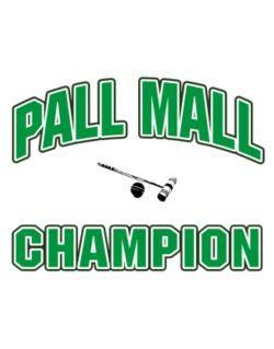 Pall Mall champion Parking Sign