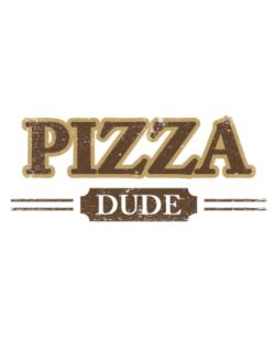 Pizza dude  Street Sign