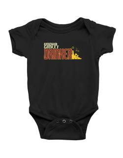 Vodka Gimlet Drinker Baby Bodysuit