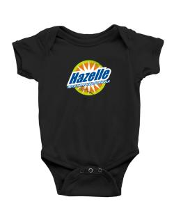Hazelle - With Improved Formula Baby Bodysuit