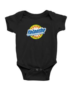 Yolanthe - With Improved Formula Baby Bodysuit