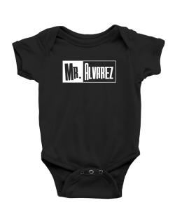Mr. Alvarez Baby Bodysuit