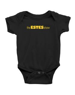 The Estes Show Baby Bodysuit