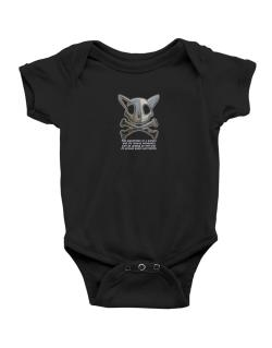 The Greatnes Of A Nation - Russian Blues Baby Bodysuit