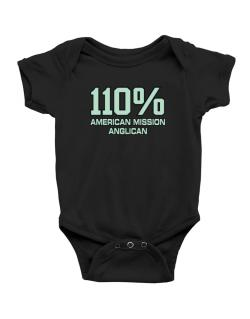 110% American Mission Anglican Baby Bodysuit