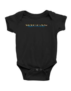 Wiccan Who Thinks Baby Bodysuit