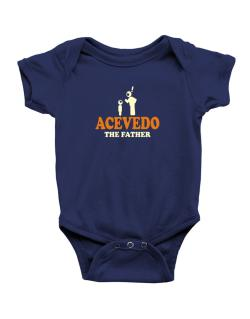 Acevedo The Father Baby Bodysuit