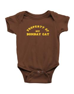 Property Of My Bombay Baby Bodysuit
