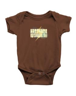 Hardcore Episcopalian Baby Bodysuit