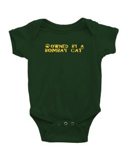 Owned By A Bombay Baby Bodysuit