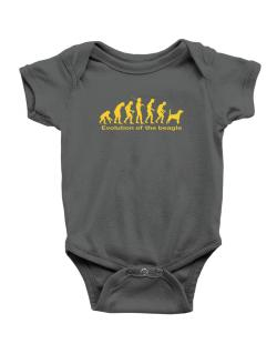 Evolution Of The Beagle Baby Bodysuit