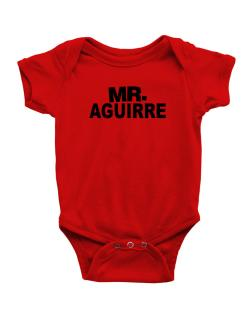 Mr. Aguirre Baby Bodysuit