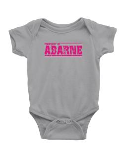 Property Of Abarne - Vintage Baby Bodysuit