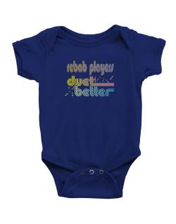 Rebab Players Duet Better Baby Bodysuit