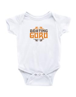 Boating Guru Baby Bodysuit