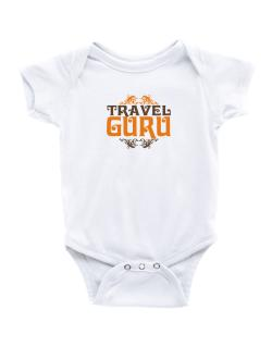 Travel Guru Baby Bodysuit