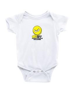 Bring Me A ... Chocolate Soldier Baby Bodysuit