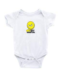 Bring Me A ... Gin And Tonic Baby Bodysuit