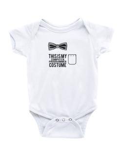this is my Computer Programmer costume Baby Bodysuit