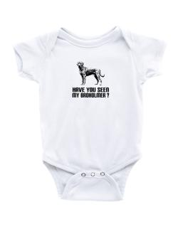 Have you seen my Broholmer? Baby Bodysuit