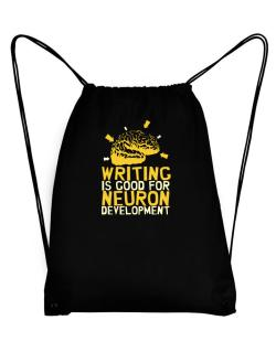 Writing Is Good For Neuron Development Sport Bag