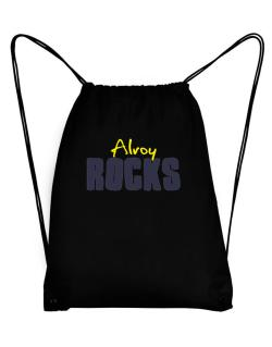Alroy Rocks Sport Bag