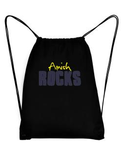 Amish Rocks Sport Bag
