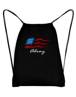 Alroy - Us Flag Sport Bag