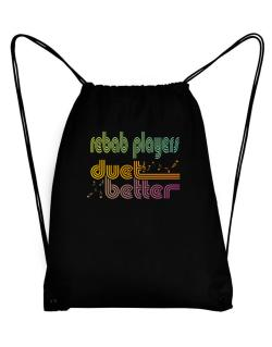 Rebab Players Duet Better Sport Bag