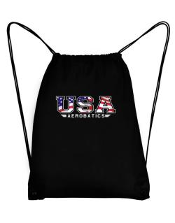 Usa Aerobatics / Flag Clip - Army Sport Bag