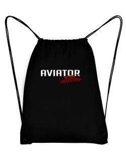 Aviator With Attitude Sport Bag