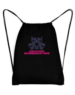 Agricultural Microbiologist Zone - Gas Mask Sport Bag