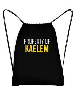 Property Of Kaelem Sport Bag