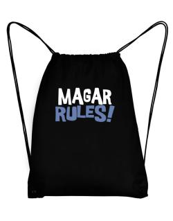 Magar Rules! Sport Bag