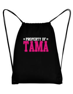 Property Of Tama Sport Bag