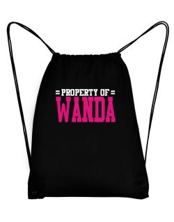 Property Of Wanda Sport Bag