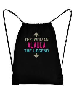 Alaula - The Woman, The Legend Sport Bag