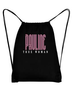 Pauline True Woman Sport Bag