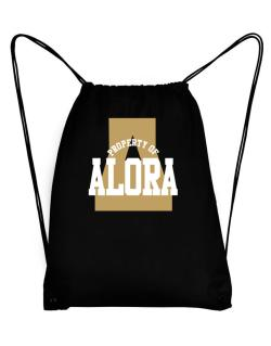 Property Of Alora Sport Bag