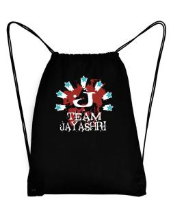 Team Jayashri - Initial Sport Bag
