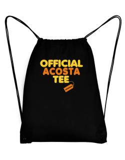 Official Acosta Tee - Original Sport Bag