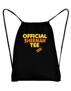 Official Sherman Tee - Original Sport Bag