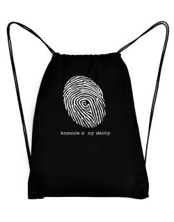 Ammonite Is My Identity Sport Bag
