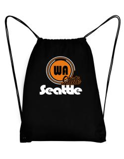 Seattle - State Sport Bag
