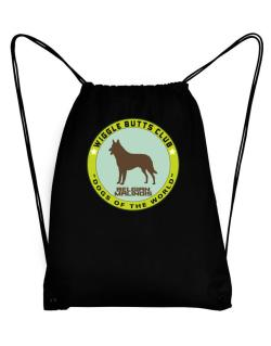Belgian Malinois - Wiggle Butts Club Sport Bag
